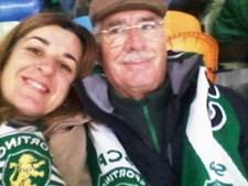 Foto enviada pela leitora do CM Maria João Gonçalves, 43 anos, para dedicar ao pai José António Costa, 69 anos. Ambos de Albarraque