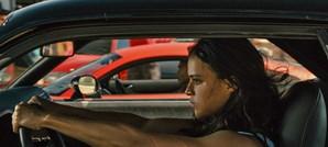 Michelle Rodrigues, no papel de 'Letty'