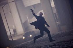 Deckard (Jason Statham) é um dos vilões de 'Velocidade Furiosa 7'