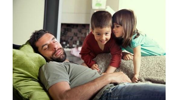Sim, os pais também entram em burnout