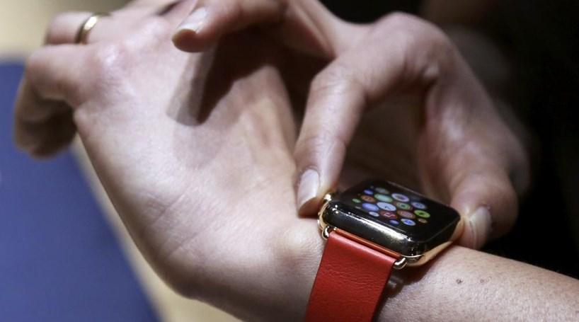 71df2b79885 Imitações do relógio da Apple chegam à China - Tecnologia - Correio ...