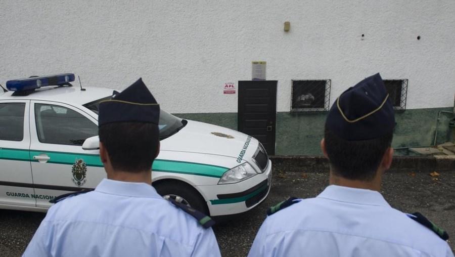 Três militares da GNR do Montijo foram agredidos