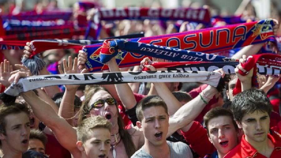 Osasuna é um clube espanhol