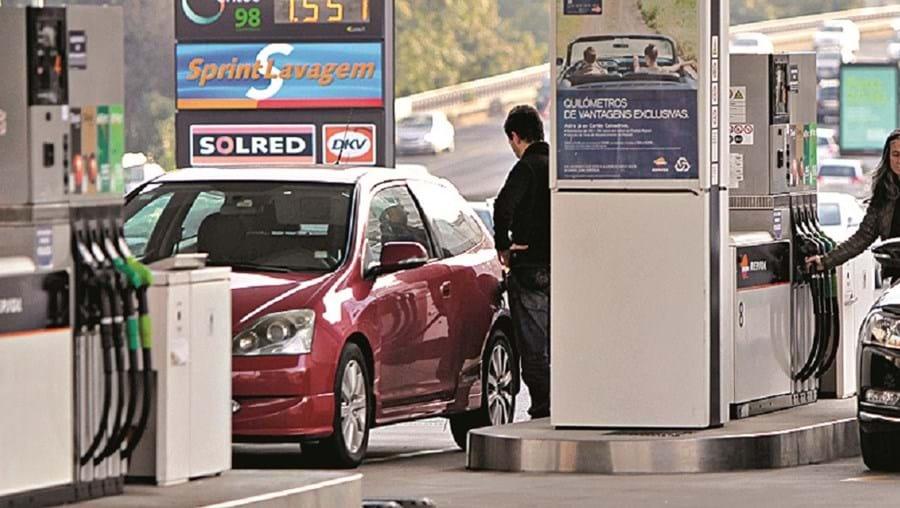 A gasolina já está nos 1,41 euros por litro