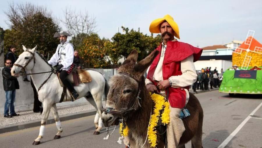 D. Quixote eo seu fiel Sancho Pança continuam a fazer parte do nosso imaginário