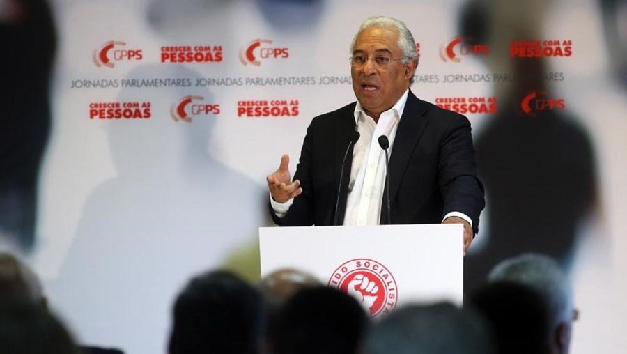 """""""É altura de fazer uma avaliação do trabalho da CRESAP"""", disse António Costa"""