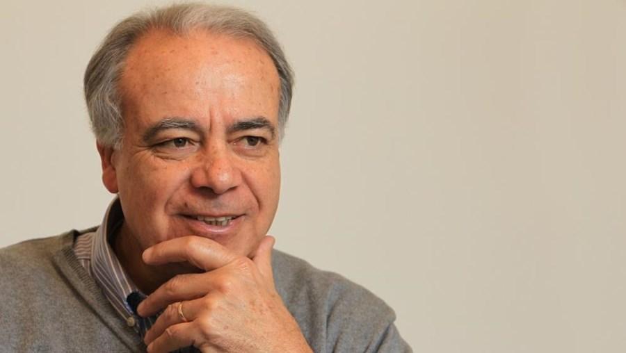 O antigo secretário-geral da CGTP Carvalho da Silva