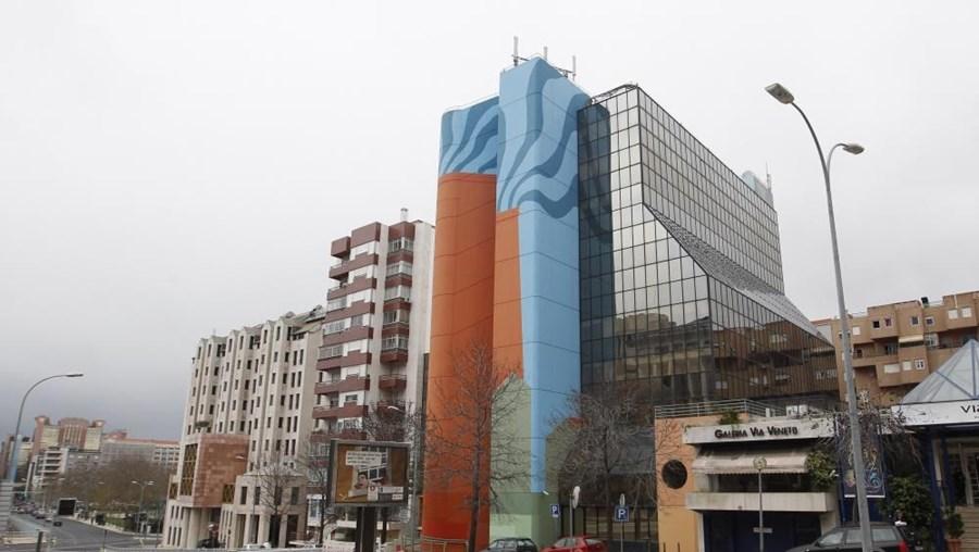 Fachada do edifício da Autoridade Tributária e Aduaneira, em Lisboa