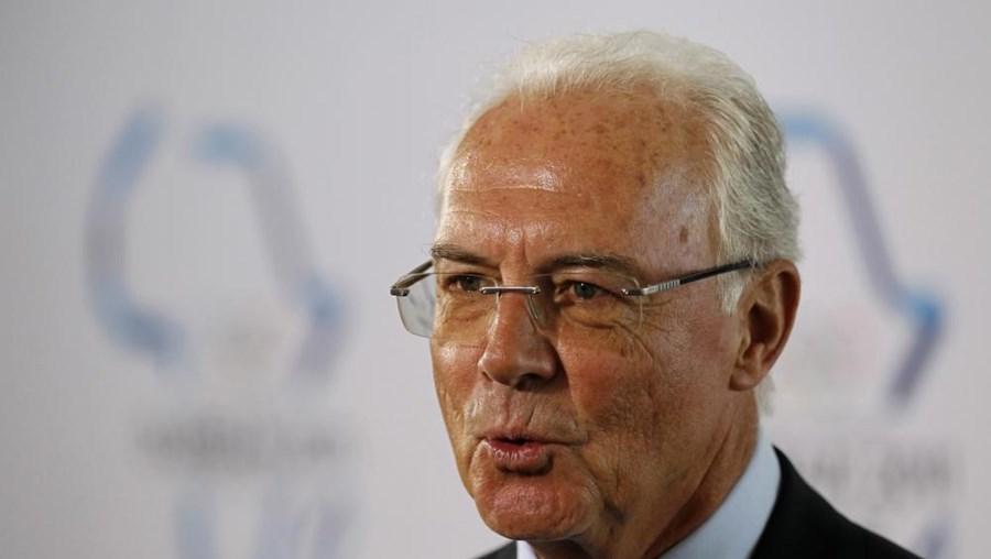 """Beckenbauer classificou como """"uma grande decisão da FIFA"""" a escolha da Rússia"""