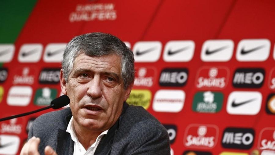 Fernando Santos foi castigado quando ainda era selecionador da Grécia