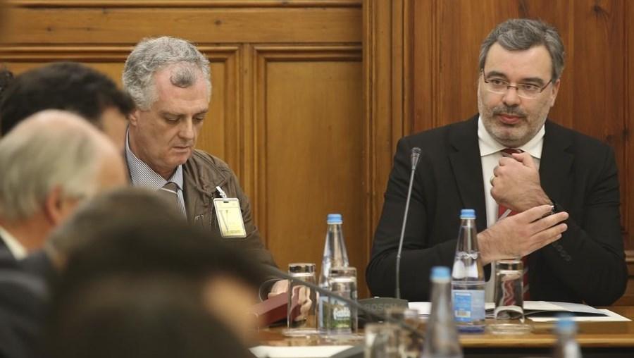 Nuno Barroso foi ouvido na comissão parlamentar de Orçamento, Finanças e Administração Pública