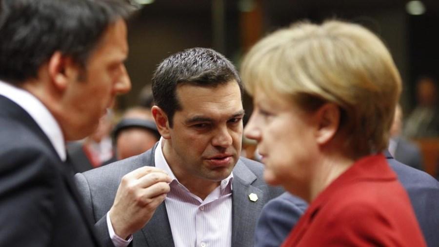 Minicimeira foi um pedido de Tsipras