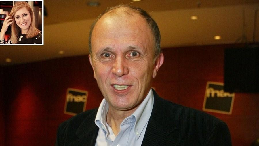 Rui Araújo é jornalista da TVI