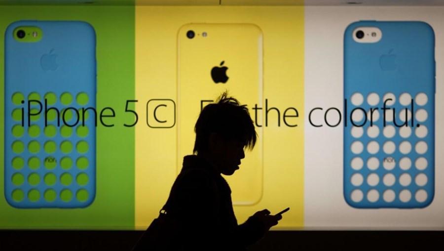 O iPhone 5C foi lançado em 2013