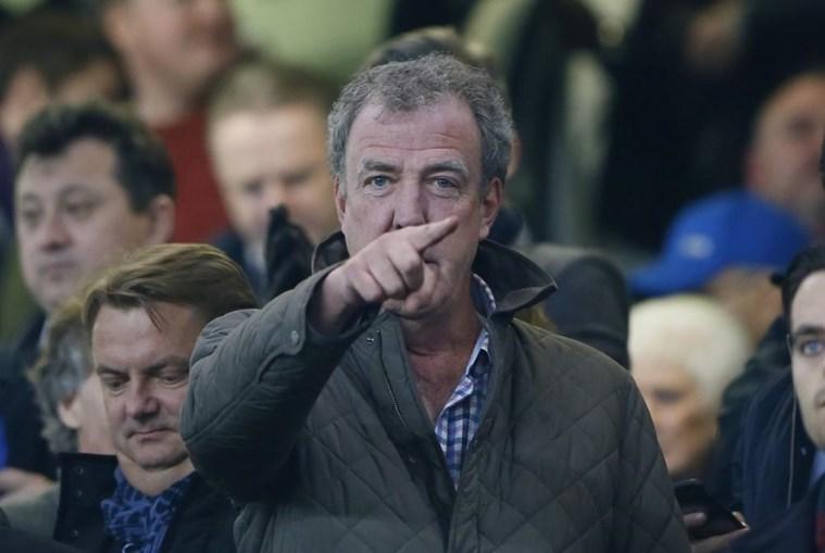 Jeremy Clarkson era o mais bem pago da estação
