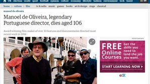 Imprensa internacional destaca longa vida de cineasta