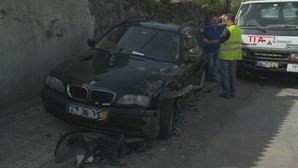 Dois feridos graves num acidente em Gondomar