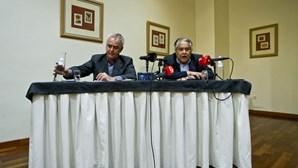 Advogados de Sócrates deram nova conferência de imprensa