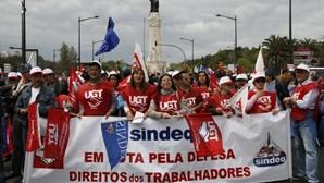 Comemorações do 1.º de Maio condicionam trânsito em Lisboa