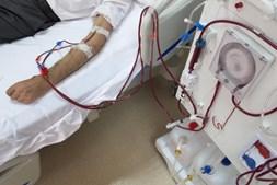 Quase 2.500 novos pacientes com insuficiência renal precisaram de assistência em 2014