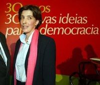 Sónia Fertuzinhos, vice-presidente da bancada socialista