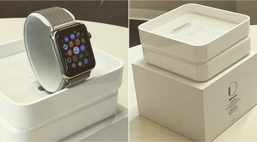 7afd8395d88 Fotos do Apple Watch surgem no Instagram - Tecnologia - Correio da Manhã