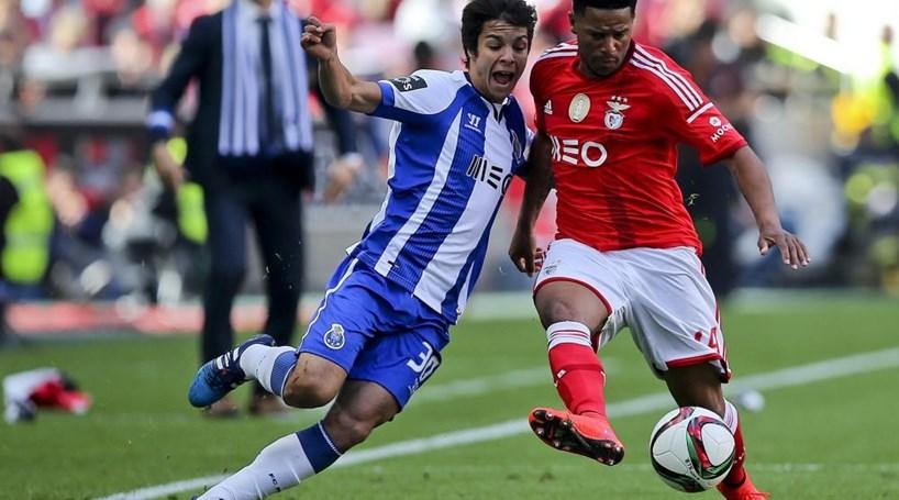 c51b754d0e Em direto  Benfica-FC Porto - Futebol - Correio da Manhã