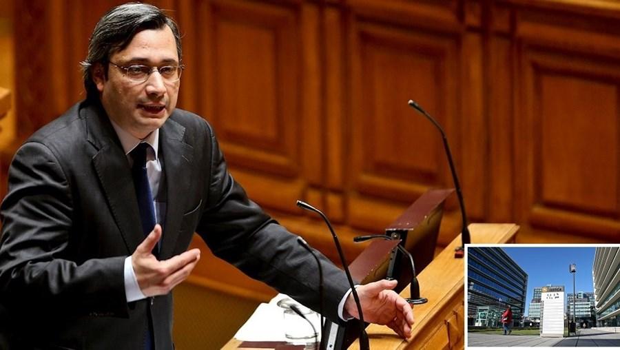 Nuno Magalhães é líder parlamentar do CDS e tem 43 anos
