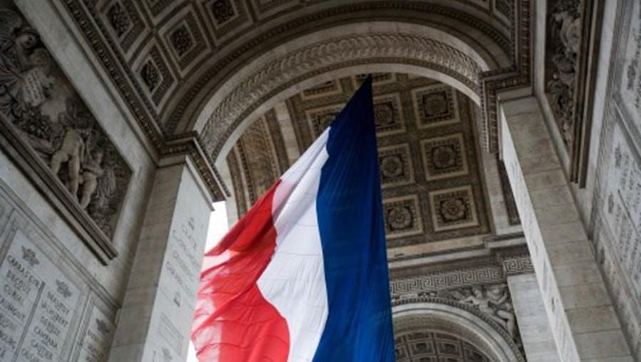 Bandeira, França