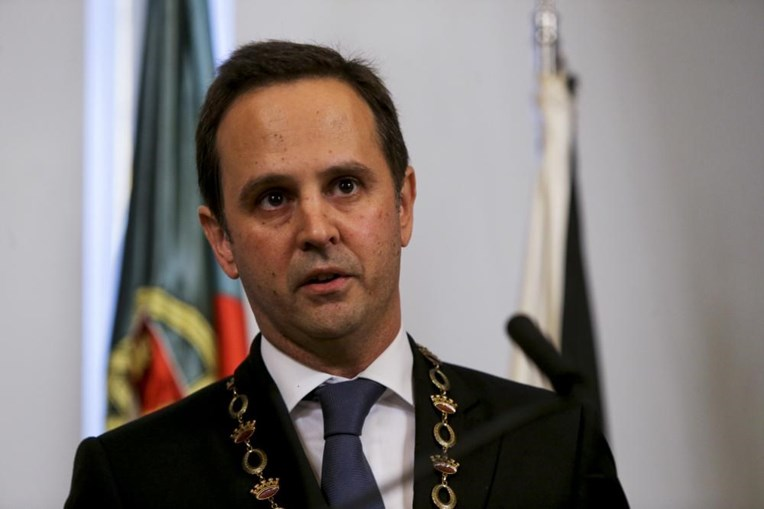 Fernando Medina tomou posse esta segunda-feira como presidente da Câmara de Lisboa