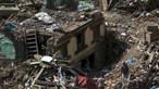 Novo sismo no Nepal