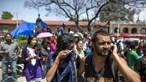 Casal português no Nepal voltou a viver 'momentos de pânico'