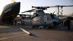 Helicóptero americano desaparece no Nepal