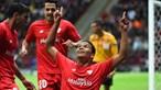 Sevilha conquista Liga Europa