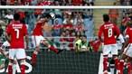 Em direto: Benfica 2-1 Marítimo