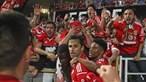 Benfica festeja mais uma Taça da Liga