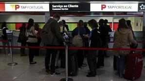 TAP: voos cancelados por causa da greve