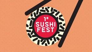 Sushi Fest: packs e passes de 3 dias à venda