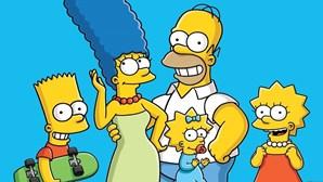 Simpsons com mais duas temporadas