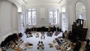 Estudantes criam sistema de combate à contrafação no calçado