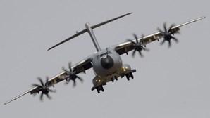 Espanha retira autorização de voo a avião da Airbus