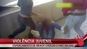 Bullying: espancamento de menor chocou País em 2011