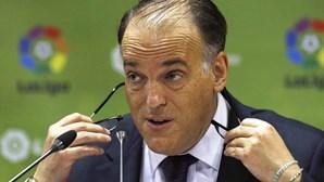 Governo, Liga e futebolistas espanhóis sem acordo
