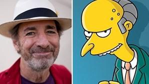 'Os Simpsons' perdem 'Mr. Burns'