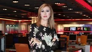 Judite Sousa proíbe notícias sobre o filho