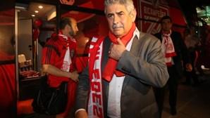 Presidente do Benfica já pensa na próxima época