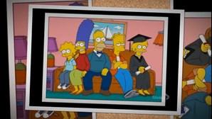 """""""Os Simpsons"""" anteciparam último episódio"""