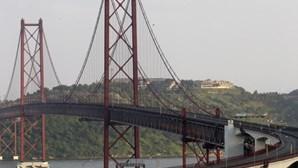 Ameaça na Ponte 25 de Abril: inquérito arquivado