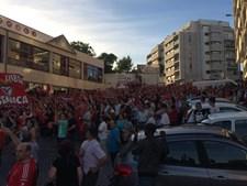Festejos em Paredes