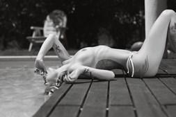 Fotos de Ana Dias para revista 'Playboy'da Grécia